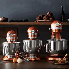 """2,961 Likes, 159 Comments - Williams Sonoma (@williamssonoma) on Instagram: """"Life is better with ✨copper✨. Agreed? Swipe  to see a few of our favorite things.…"""""""
