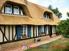Dans un cadre de quiétude nous vous proposons une Authentique chaumière normande à 1h00 de Paris par le train d'Evreux ou Val de Reuil proche de l'A13 et A28 - 30mm de Rouen - 1h00 de Deauville. http://www.partenaire-europeen.fr/Annonces-Immobilieres/France/Haute-Normandie/Eure/Vente-Maison-Villa-LE-TRONCQ-804659 #maison