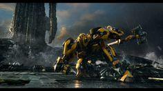 Transformers: The Last Knight Online Spot - It Begins - Transformers News - TFW2005