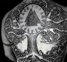 Heathen tattoo