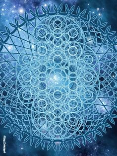 Art print Sacred Geometry Chakra Activating thirt eye... Repinned by http://Reiki-Master-Training.com