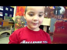 How We Made A Volcano - an amazing video that shows learning in a kindergarten classroom.