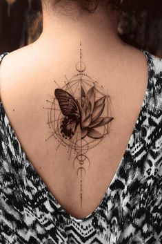 There are many variations of a lotus flower tattoo, but they all have one thing in common: they just look wonderful. Take a look at our collection of the best lotus flower tattoos! There are many variations of a lotus flower tattoo, but they all h Backpiece Tattoo, Tattoo Henna, Diy Tattoo, Tattoo Fonts, Tattoo Quotes, Hindu Tattoos, Ganesha Tattoo, Buddha Tattoos, Small Lotus Flower Tattoo