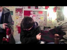 COOL MORNING 1 - Alex Constancio and Austin Mahone random blog     HAHA LOOK AT AUSTIN musicvideos