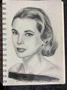 Grace Kelly sketch Grace Kelly, Sketch, Art, Sketch Drawing, Art Background, Kunst, Sketches, Performing Arts, Tekenen