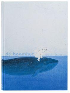DE BOOMHUT etching by Ronald Tolman, illustrations by Marije Tolman