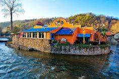 Dining Mexican at Jose's Cantina in Gatlinburg #microcation
