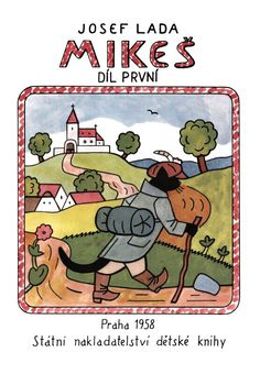 Mikeš (mj) Textile Design, Mj, Childrens Books, Illustrators, The Past, History, Retro, Cats, Literatura