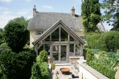Garden rooms and extensions - Carpenter Oak & Woodland