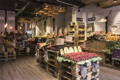Frutería sa2pe # retail #fruits Pineado por Pilar Escolano