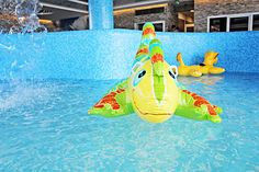 Paddling pool for children #hotel #spa #pool #kids #family #fun #play