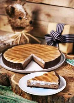 Sweet Desserts, Just Desserts, Delicious Desserts, Yummy Food, Tart Recipes, Cookie Recipes, Dessert Recipes, Quiche, Hungarian Recipes