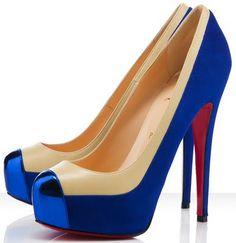 Love this colour blue