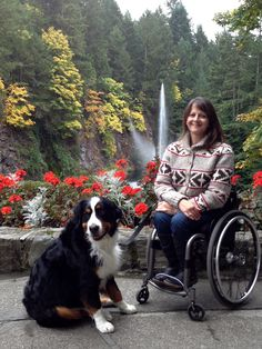 Butchart Gardens with Little One