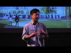 ▶ Forget sustainable, productive architecture is the next big thing: Dong-Ping Wong at TEDxDumbo - YouTube