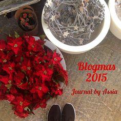 Festive Announcement! Blogmas 2015