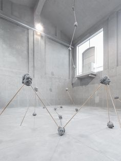 Goshka Macuga at Fondazione Prada in Milan