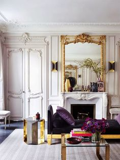 Luxe space in Paris