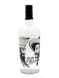 Starker, intensiver, weißer Rum aus Zuckerrohrmelasse. Ideal für Tiki-Drinks oder auch als Longdrink.  Lagerdauer: ca. 1 Jahr Rum, Vodka Bottle, Exotic Fruit, Rome, Room
