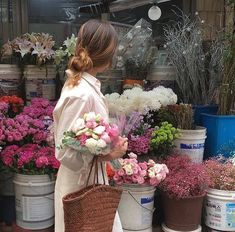 Find images and videos about girl, pretty and pink on We Heart It - the app to get lost in what you love. Flower Aesthetic, Japanese Aesthetic, Beige Aesthetic, My Flower, Cactus Flower, Beautiful Flowers, Exotic Flowers, Purple Flowers, Beautiful Life
