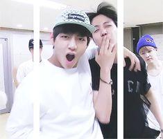 BTS | V and JHOPE