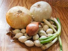 A Beginner's Guide to Onions