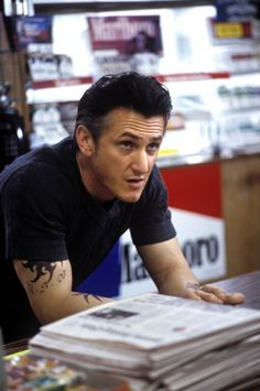 The character Jimmy Markum-Mystic River
