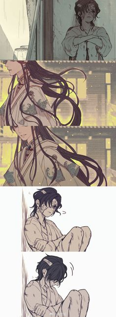 Manga Anime, Anime Guys, Manga Drawing, Manga Art, Japon Illustration, Chinese Art, Asian Art, Art Reference, Dramas
