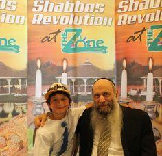 Shabbos Revolution In TheZone