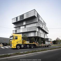 AQUITANIS HEADQUARTERS | Platform Architectures | Bordeaux, France