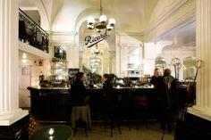 La Fidélité: not the usual arrondissement of Paris fashion elite http://loveparisloveparis.wordpress.com/2014/03/12/paris-restaurants-la-fidelite/