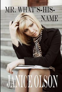 Giveaway at A Christian Writer's World: Mr. What's-His-Name by Janice Olson #BookGiveaway