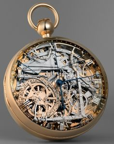 1783 France - Louis Abraham Breguet is contacted for the commission of the world's most elegant and complicated timepiece to be handed to Queen Marie-Antoinette.