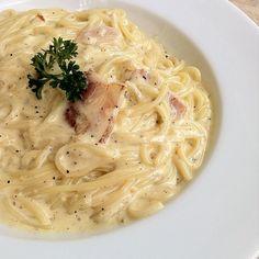 Spagetti cabonara