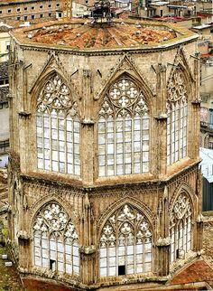 """Catedral"" Cathedral - Ciutat Vella (Old Town) València, España"