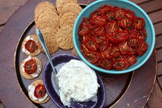 Slow-Roasted Cherry Tomatoes: A Simple Summer Appetizer | Simple Bites
