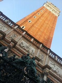 The tallest point in Venice