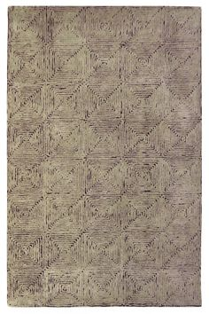 Kanan - Taupe/Black - Medium Rug