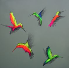 """Saatchi Online Artist: Louise McNaught; Pencil, 2012, Drawing """"Wild fire"""""""