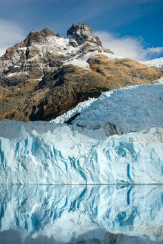 Bucket List: Stand on a glacier
