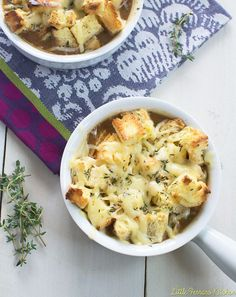 Almost Classic French Onion Soup