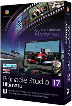 Pinnacle Studio Ultimate 17.3.0.277 [Español][Edicion Video]