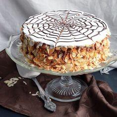 Торт Эстерхази   HomeBaked
