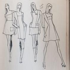 Design sketches from my sketchbook  -Renaldo Barnette