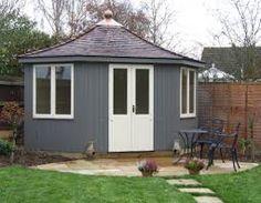 Image result for corner shed