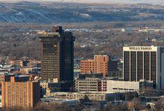 Billins, Montana, USA