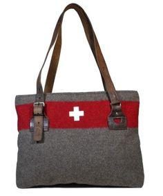 Swiss Army Blanket Bag WD14 par PhilosophieBySophie sur Etsy, €159.00