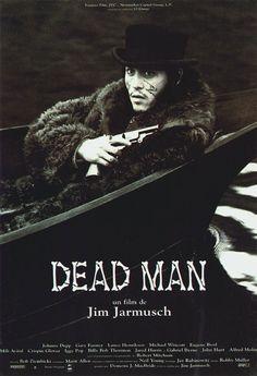 Projection de Dead Man de Jim Jarmusch, Chauvigny (86300), Vienne
