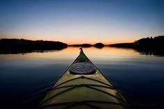 Lake Saimaa by Sampo Kiviniemi, via 500px