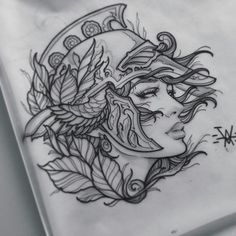 ideas tattoo sleeve sketch mom - ideas tattoo sleeve sketch mom The Effective Pictures We Offer You About couple tattoo - Tattoo Sketches, Tattoo Drawings, Body Art Tattoos, Trendy Tattoos, Small Tattoos, Feminine Tattoos, Greek God Tattoo, Athena Tattoo, Neotraditional Tattoo